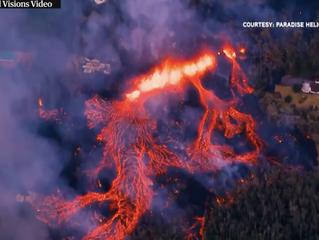 新燃岳の噴火と移住