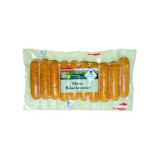 Mini Krainer Cheese Sausage