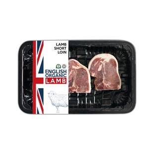 English Organic Lamb Short Loin