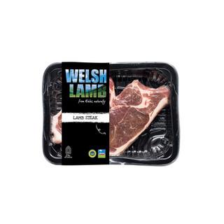 Welsh Lamb Steak in darfresh