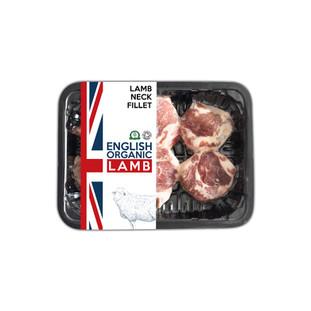 English Organic Lamb Neck Fillet