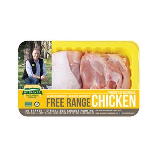 Free Range Chicken Thigh Skin-on Bone-in