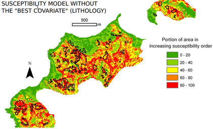 Periglacial Landform Distribution Modeling
