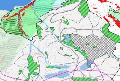 Logging Constraints Map