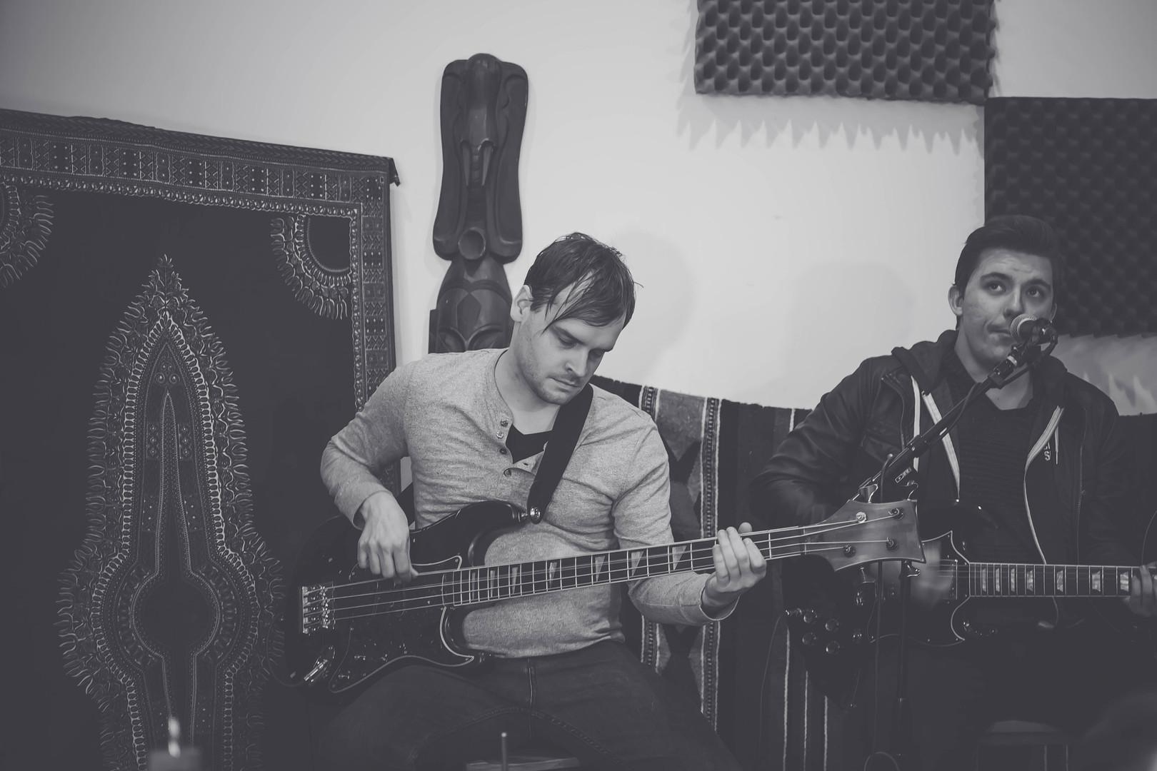 Ryan Krease and Andy Doran