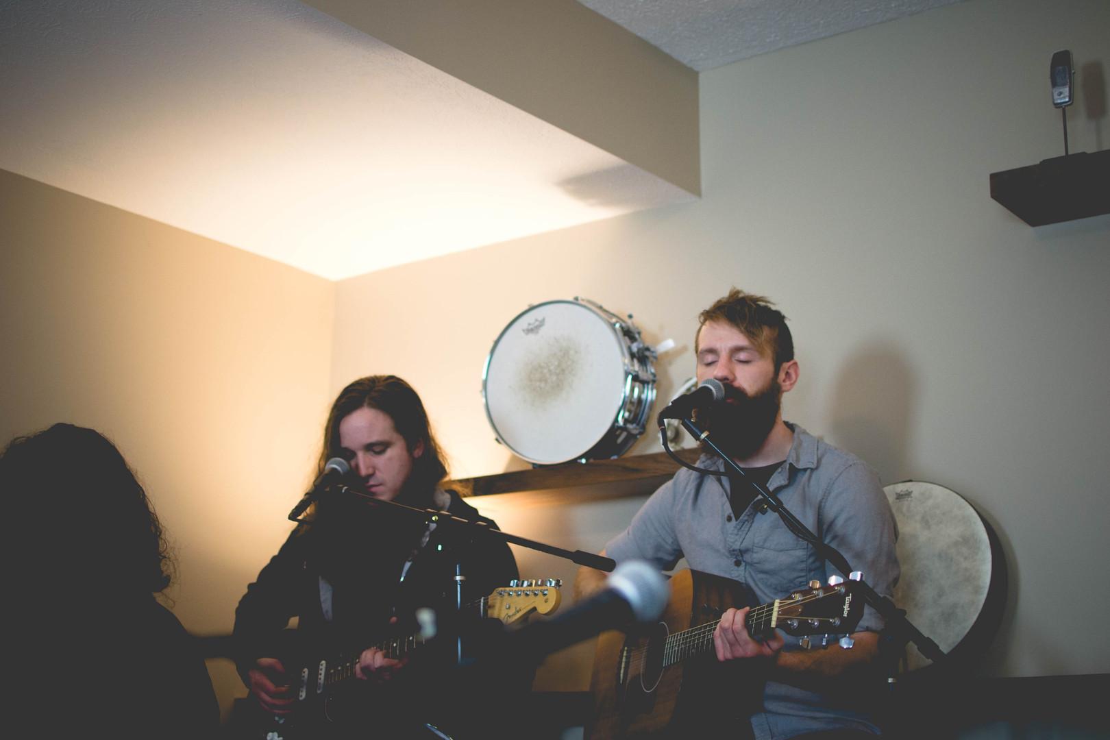 Zach Burger & Sam Campbell