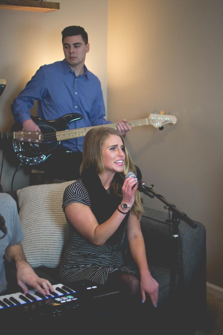 Nick McAnallen & Meg Bishop
