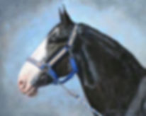 Painting of hore