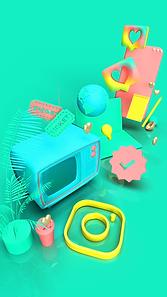 GREEN-iphone-Talent-Management-Pure-3D-I