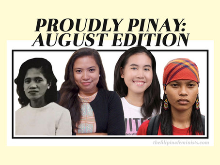 Proudly Pinay: August Holidays Edition
