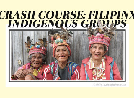 Crash Course: Filipinx Indigenous Groups