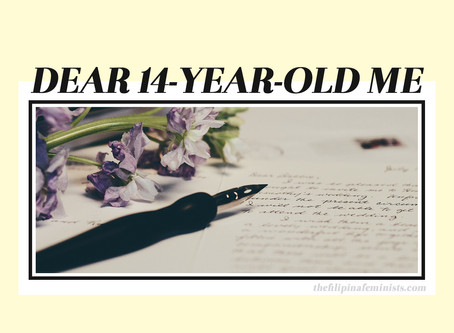 Dear 14-Year-Old Me