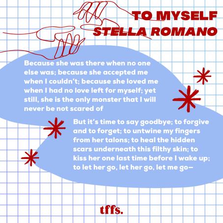 To Myself