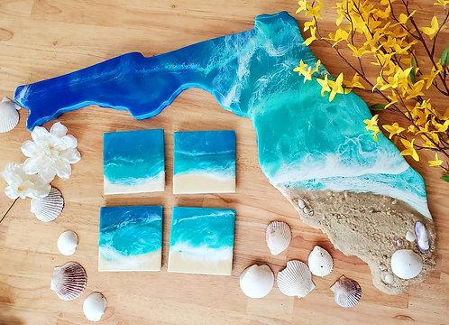 Custom FL Map Beach Theme