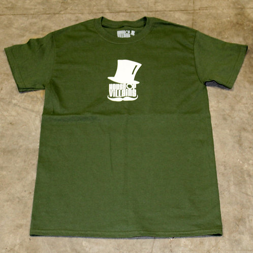 House Of Villains Classic Rondel Military Green