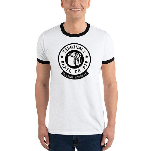 Ringer T-Shirt Skate or Pie