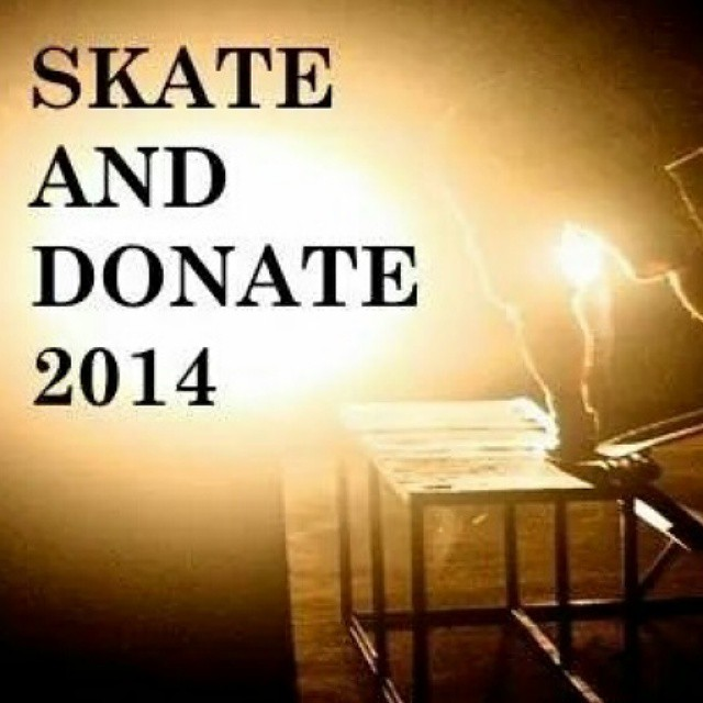 Skate and Donate #terminal1skatepark