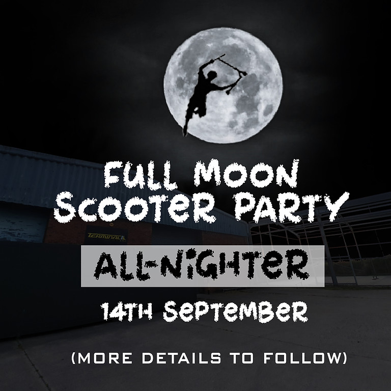 Full Moon Scooter Party