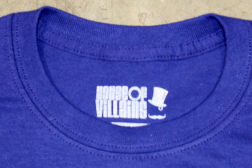House Of Villains Classic Rondel Cobalt Blue