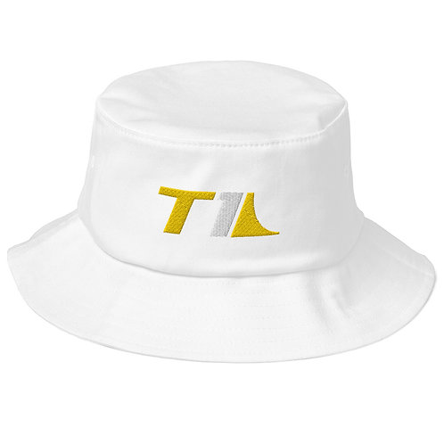 Old School Bucket Hat T1 Ramp Icon