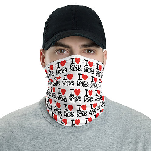 Neck Gaiter Scooter Mum