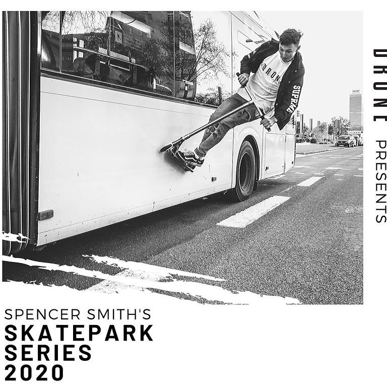 Spencer Smithy Skatepark Tour 2020