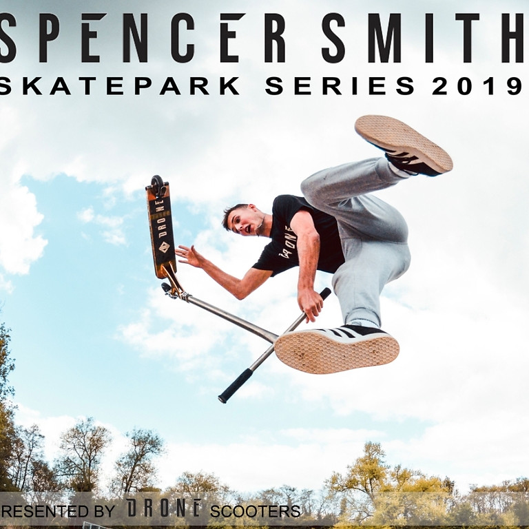 Spencer Smith Tour With Drone Scooters