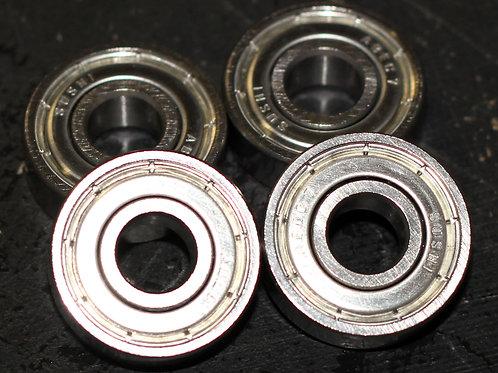 ABEC 7 Bearings - Set of 8