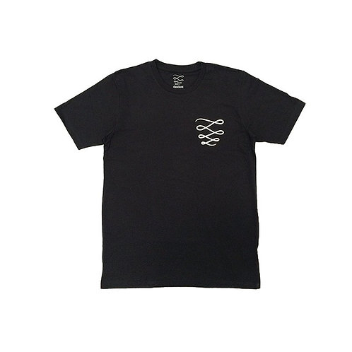 OG Logo Tee (Black) Descent Skateboards. Medium