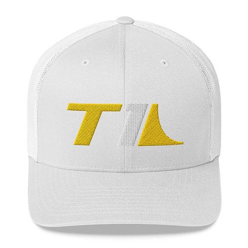 Trucker Cap T1 Ramp Logo