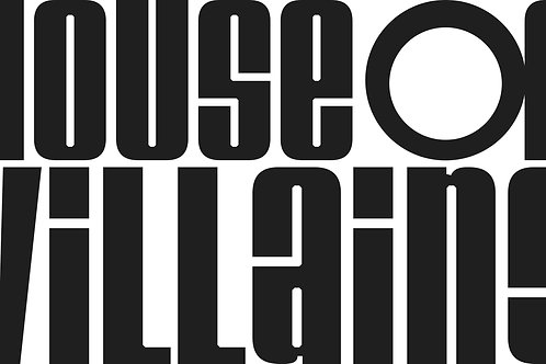House of Villains.