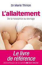 Livre allaitement Marie Thirion