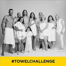 The Survivor Stroke Towel Challenge