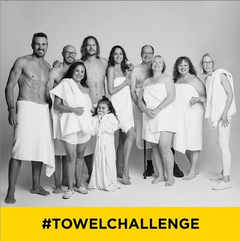 The Towel Challenge