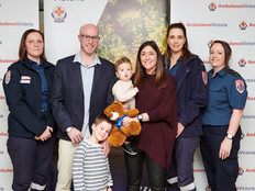 Thank a Paramedic Day 2019