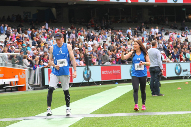 2015 Melbourne Marathon Festival
