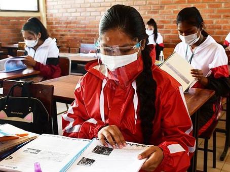 Preocupación Por La Vuelta A Clases Semipresenciales En Cochabamba