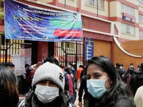 Comunidad Universitaria en Luto por Tragedia en la UPEA