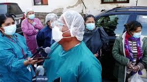 Protestas Ante La Exigencia De Un Nuevo Hospital Para La Atención De Niños