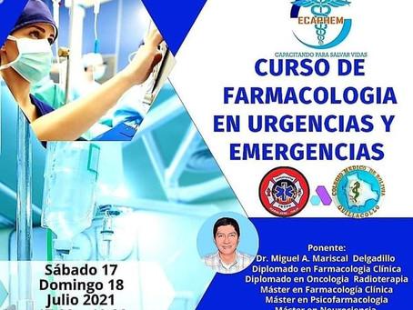Curso Farmacología En Urgencias Y Emergencias UMSS