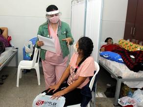 Emergencia Sanitaria Debido Al Aumento De Casos Covid-19