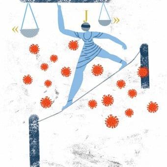Derecho Y La Pandemia, UMSS
