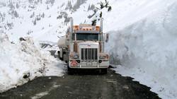 MINING-snow-truck