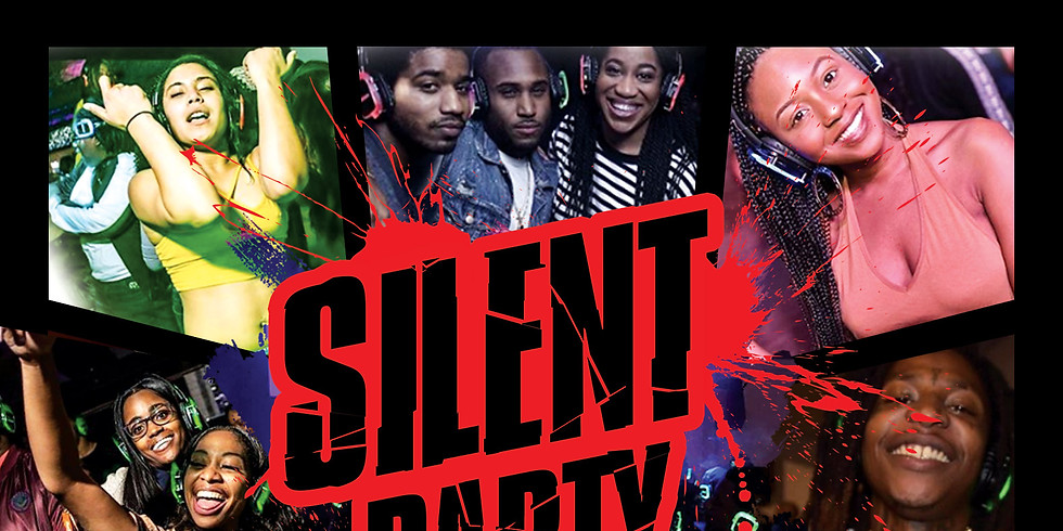 """Silent Party:Oakland """"First Friday Edition """""""
