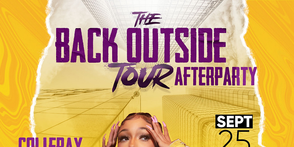 COI LERAY & FRIENDS | BACK OUTSIDE TOUR AFTERPARTY