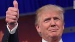 Donald Trump Re-Elected