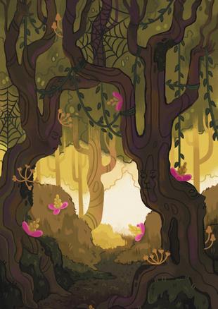 Parasitic Woodland