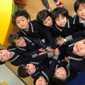 2022年度の年少児クラス(Kinder A)について