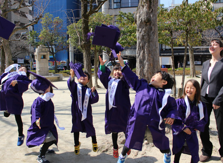 Kinder C卒園式 2018