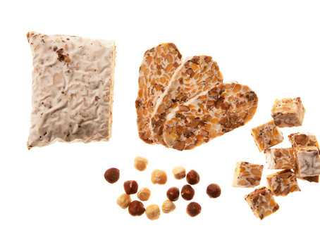 The first Beanlab event: test our new hazelnut tempeh for the circular economy!